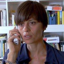 Sulla strada di casa: Claudia Pandolfi in una scena del film