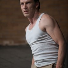 The Double: Stephen Moyer in una scena del film