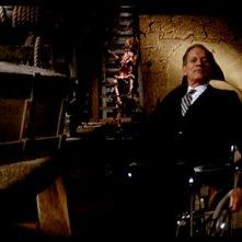 Joseph Cotten in una scena de Gli orrori del castello di Norimberga