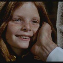 Nicoletta Elmi in una scena del film Gli orrori del castello di Norimberga
