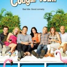 Cougar Town: un poster della stagione 3