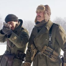 Silencio en la nieve: Juan Diego Botto in una sequenza della pellicola