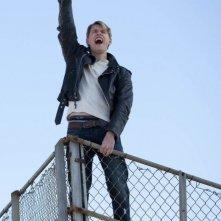Glee: Chord Overstreet in una scena dell'episodio Sì/ No