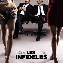 Les infidèles: la locandina del film