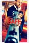 Safe: ecco la nuova spettacolare locandina del thriller con Jason Statham