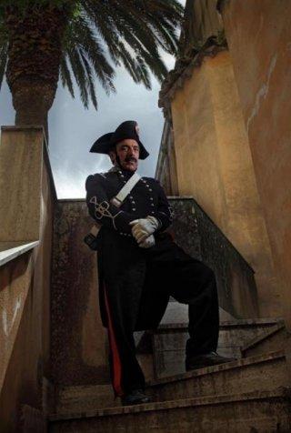 La scomparsa di Patò: Nino Frassica in una foto promozionale del film