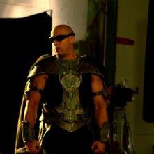 Prima immagine di Vin Diesel sul set di Riddick