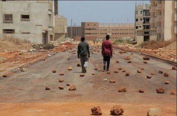 Una bellissima scena tratta dal film Aujourd'hui diretto da Alain Gomis