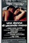 Una donna di seconda mano: locandina italiana
