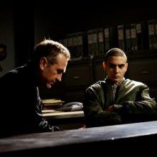 A.C.A.B.: Marco Giallini in una scena del film durante un interrogatorio