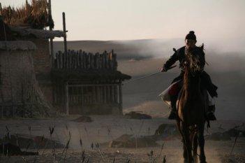 The Flying Swords of Dragon Gate: Jet Li in una scena del film