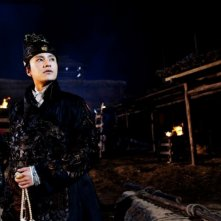 The Flying Swords of Dragon Gate: Kun Chen in una scena del film