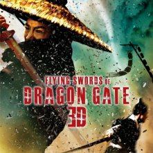 The Flying Swords of Dragon Gate: un poster del film