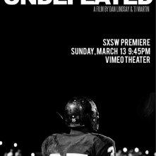 Undefeated: la locandina del film