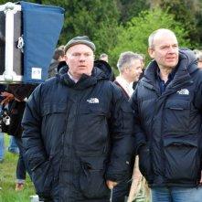 Bel Ami: i due registi Declan Donnellan e Nick Ormerod sul set del film