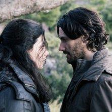 Dictado: Juan Diego Botto con Bárbara Lennie in una scena del film