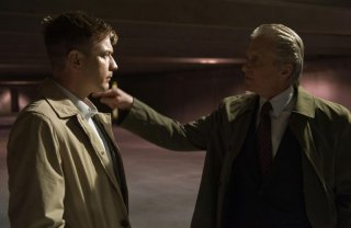 Ewan McGregor in una scena di Knockout - Resa dei conti insieme a Michael Douglas