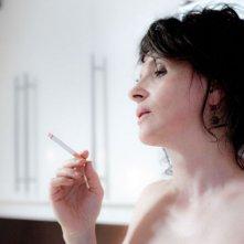 Juliette Binoche nel film Elles, del 2012