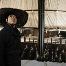 The Flying Swords of Dragon Gate: Jet Li in un'immagine tratta dal film