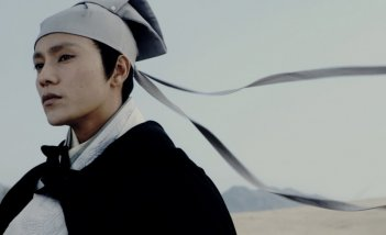 The Flying Swords of Dragon Gate: Kun Chen in una scena tratta dal film