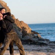 Un corpo a corpo tra Gina Carano ed Ewan McGregor in Knockout- Resa dei conti