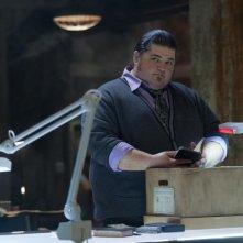 Alcatraz: Jorge Garcia nell'episodio Guy Hastings