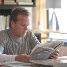 Kiefer Sutherland in una scena del pilot di Touch