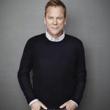 Touch: Kiefer Sutherland in una foto promozionale della serie