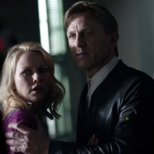 Daniel Craig in una scena del thriller Dream House con Naomi Watts