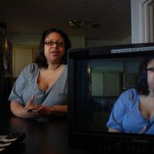 Death Row: Jovelle Carty figlia della condannata a morte Linda Carty in una scena del film