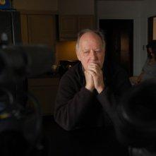 Death Row: Werner Herzog assorto nei suoi pensieri sul set del suo documentario