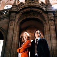 Glück: Maren Kroymann insieme a Matthias Brand in una foto promozionale del film