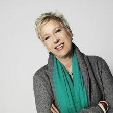 La regista Doris Dörrie in una foto promozionale di Glück