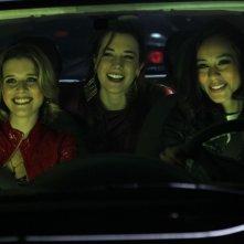 La vita che corre: Lorena Cacciatore, Valentina Imperatori e Desirée Noferini in una scena