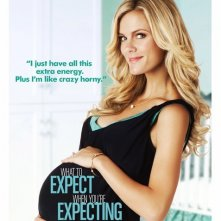 What to Expect When You're Expecting: Character Poster per Brooklyn Decker