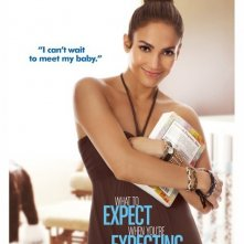 What to Expect When You're Expecting: Character Poster per Jennifer Lopez