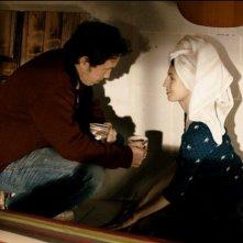 À moi seule: Agathe Bonitzer in una scena del film con Reda Kateb