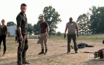 Promo Stagione 2 - The Walking Dead
