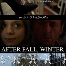 After Fall, Winter: la locandina del film