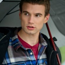 Chronicle: una scena del film con Alex Russell