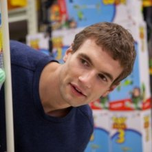 Chronicle: una sequenza del film con Alex Russell