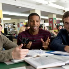 Dane DeHaan in Chronicle con Alex Russell e Michael B. Jordan