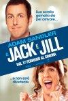 Jack e Jill: la locandina italiana
