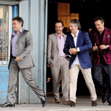 La vérité si je mens! 3: Jose Garcia in una scena con Richard Anconina, Gilbert Melki e Bruno Solo.