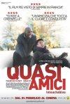 Quasi amici: la locandina italiana del film