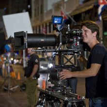 Safe House - Nessuno è al sicuro: il regista Daniel Espinosa sul set del film
