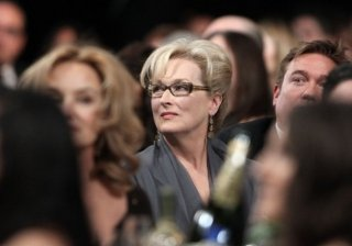 SAG 2012: Meryl Streep, candidata per The Iron Lady, in platea