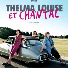 Thelma, Louise e Chantal: la locandina originale del film