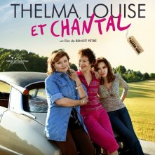 Thelma, Louise e Chantal: una locandina del film