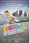 Un giorno questo dolore ti sarà utile: la locandina italiana del film